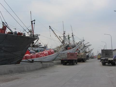 28 Sunda Kelapa 埠頭風景