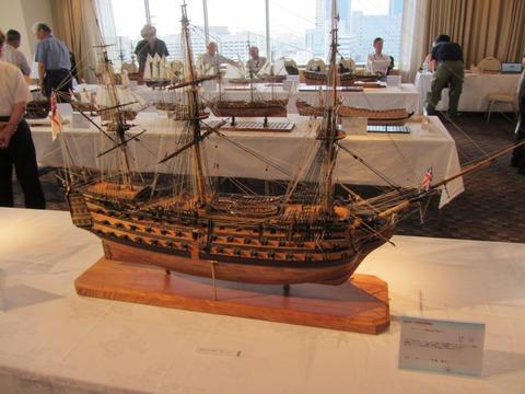 中島氏製作HMS ビクトリー