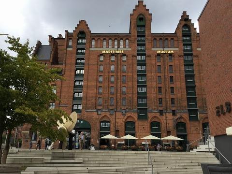 ハンブルグ国際海洋博物館