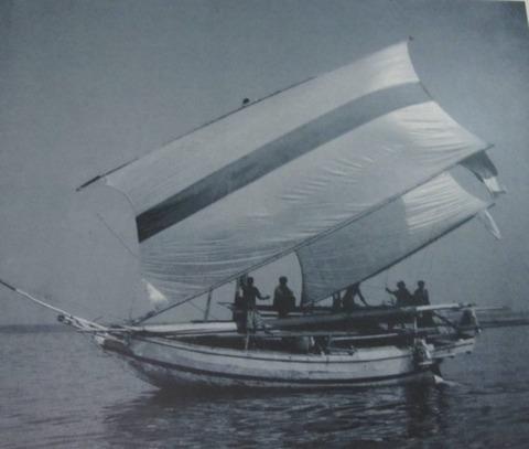8 現在の漁船 パネル