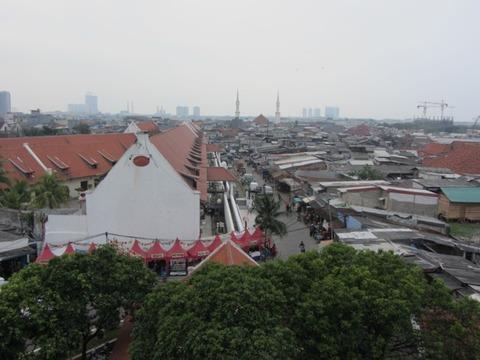 26 見張り塔からの風景