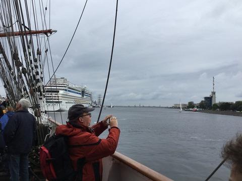 SEDOVバルト海へ