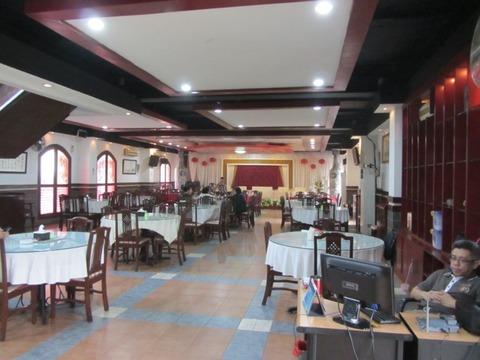 2 中華料理店VOC店内