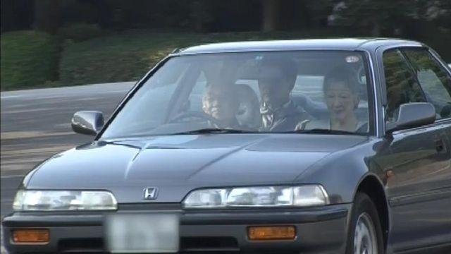が8日、自動車運転免許の更新 ...