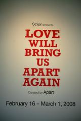 LOVE Will Bring Us. . .