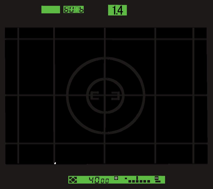 Nikon F4 Finder (example)