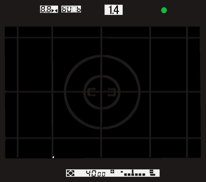 Nikon F4 Finder (example2)