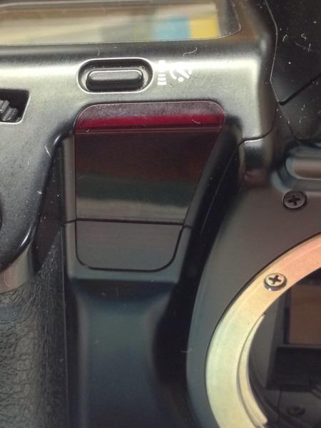 Canon EOS 10QD Auto Focus Sensor