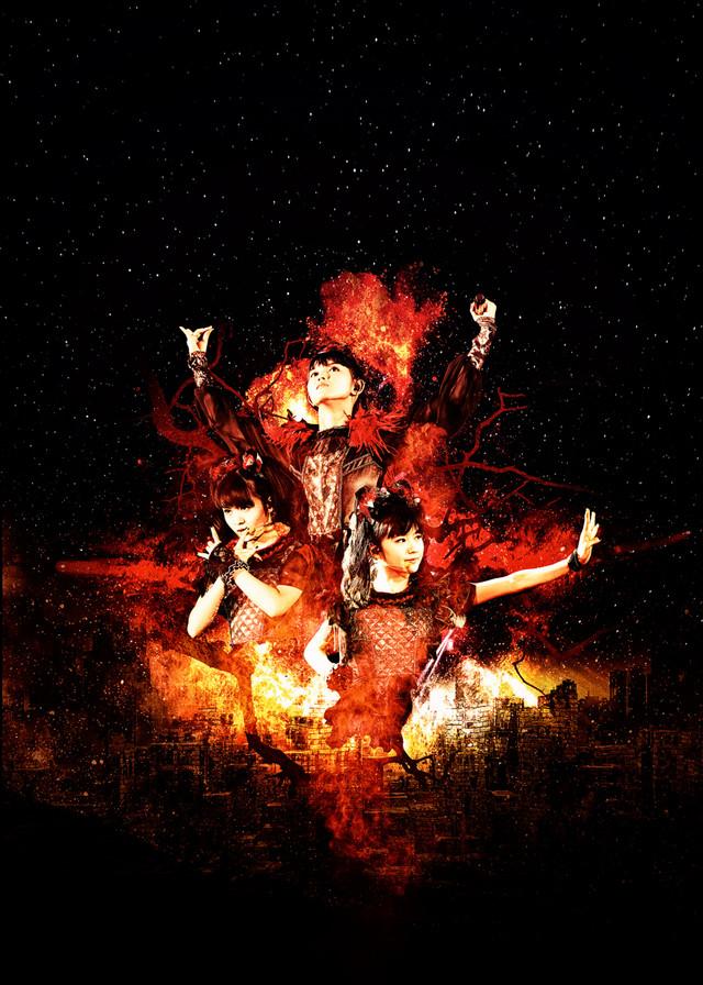 【エンタメ画像】BABYMETALが「SUMMER SONIC」に出演、初のメインステージでFoo Fightersの前の「2ndヘッドライナー」