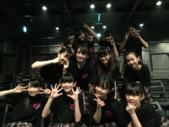 さくら学院が「マイナビBLITZ赤坂」にてスタンディングライブ