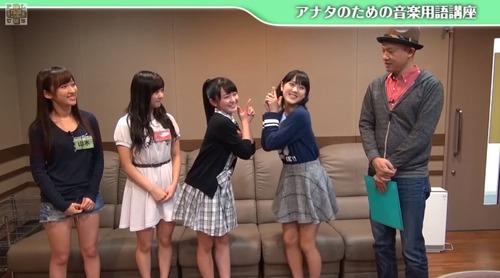 カントリーガールズ/モーニング娘。の森戸知沙希ちゃんのかわいいアイドルソングに「4の歌」