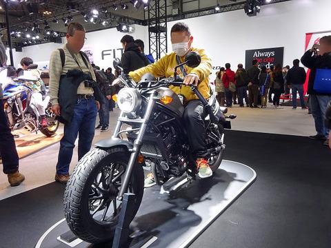 バイク 大阪モーターショー 2