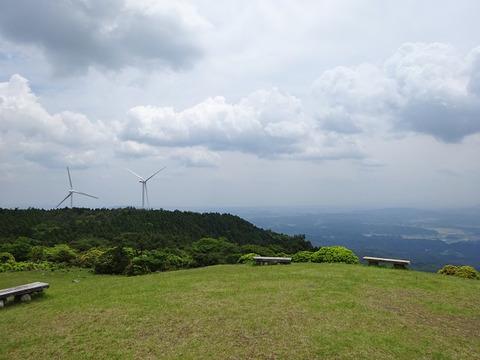 みんカラ 青山高原 5