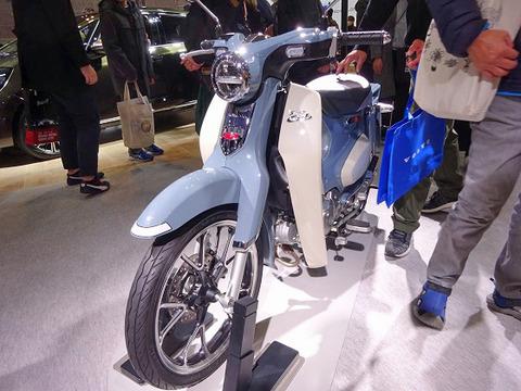バイク 大阪モーターショー 5