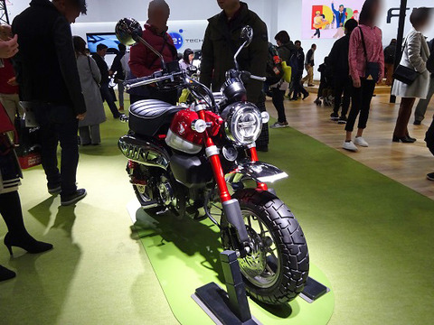 バイク 大阪モーターショー 7