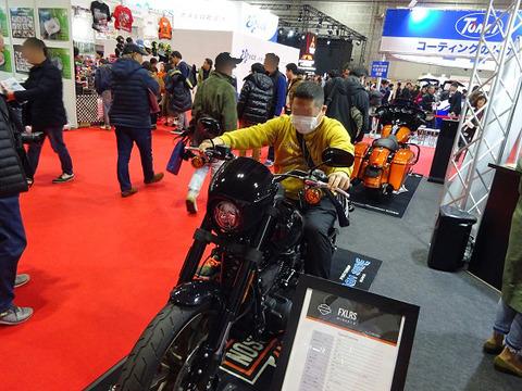 バイク 大阪モーターショー 3