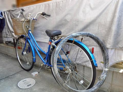 自転車修理 2