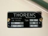 TD124 Serial No.1003