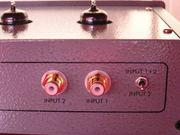 input terminals