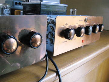 PYE control amplifier