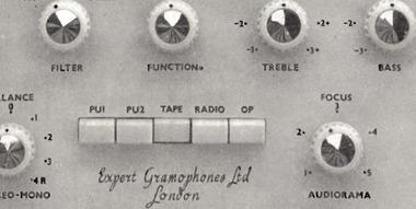 Expert audio