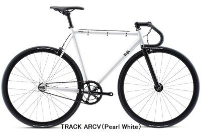 TRACK ARCV(Pearl White)