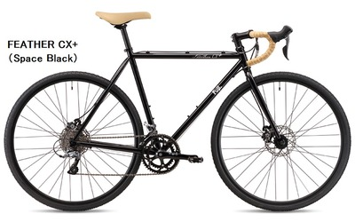 FEATHER CX+(Space Black)