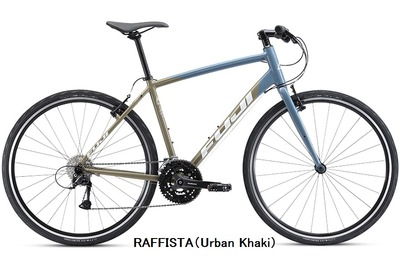 RAFFISTA(Urban Khaki)