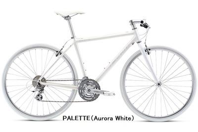 PALETTE(Aurora White)