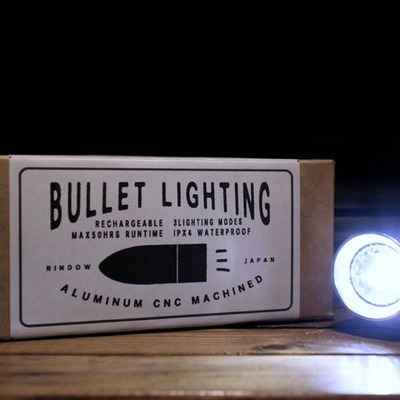 RINDOW Bullet Lighting2