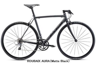 ROUBAIX AURA(Matte Black)