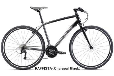 RAFFISTA(Charcoal Black)