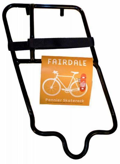 自転車の 博多 自転車 修理 : FAIRDALE / SKATEBOARD RACK 〔フェア ...