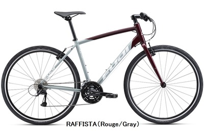 RAFFISTA(Rouge Gray)