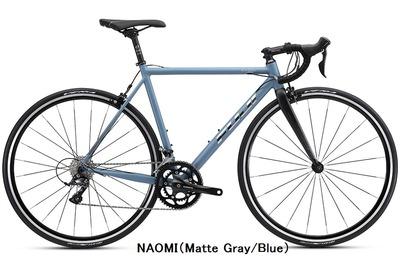NAOMI(Matte GrayBlue)