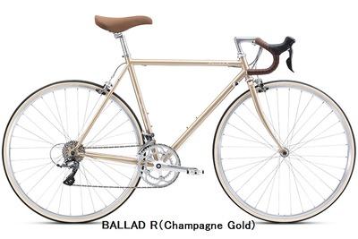 BALLAD R(Champagne Gold)