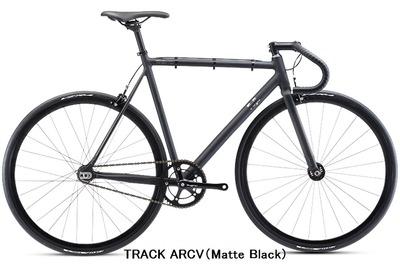 TRACK ARCV(Matte Black)