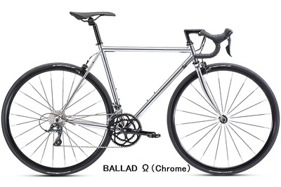 BALLAD Ω(Chrome)