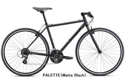 PALETTE(Matte Black)