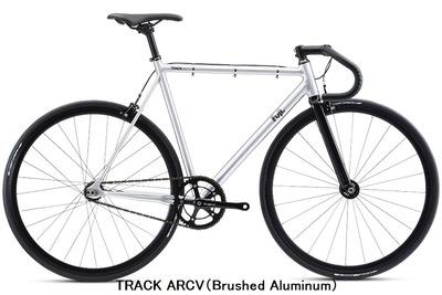 TRACK ARCV(Brushed Aluminum)