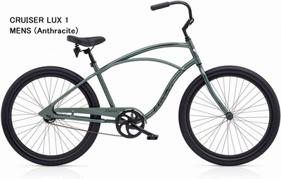 CRUISER LUX 1 MENS (Anthracite)