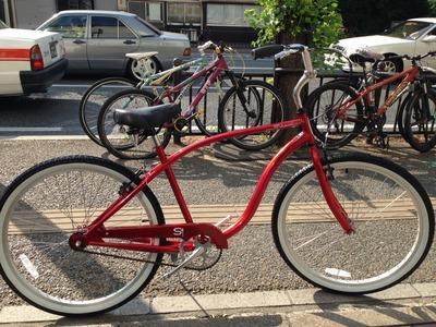 自転車の 博多 自転車 修理 : SCHWINN(シュウイン) / S1 CRUISER ...