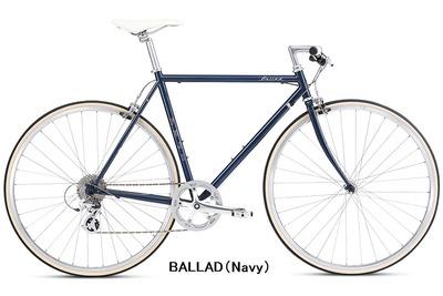 BALLAD(Navy)