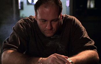 James-Gandolfini-The-Sopranos-Tony-Soprano-Rolex-President