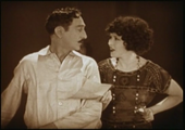 Marie Prevost + Adolphe Menjou - The Marriage Circle (1924)