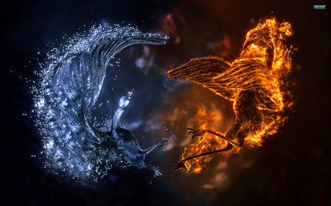 elemental-birds-water-fire