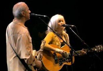 Mark Knopfler & Emmylou Harris-Live