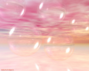 pink-bubble-floating-pretty