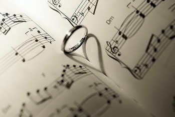 ハート指輪