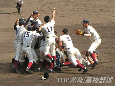 苦しみながらも、大阪桐蔭が2年ぶり全国制覇!(2014.8.25)